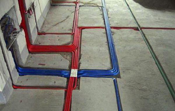 水电路改造施工