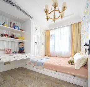 118平房子女儿卧室装修设计效果图-每日推荐