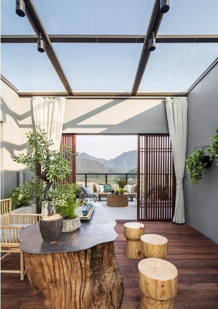 想把阳台改阳光房用什么顶面材料好?应该如何选择?