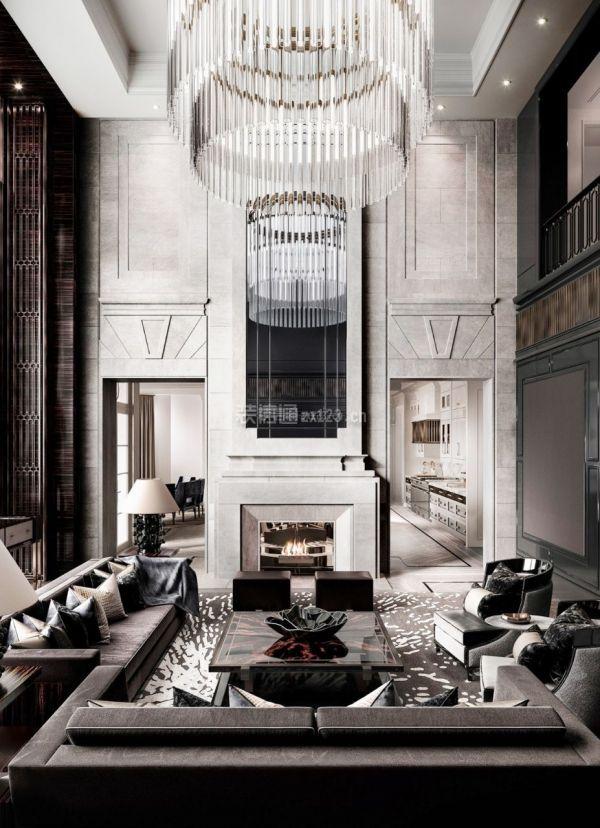 大别墅客厅图片