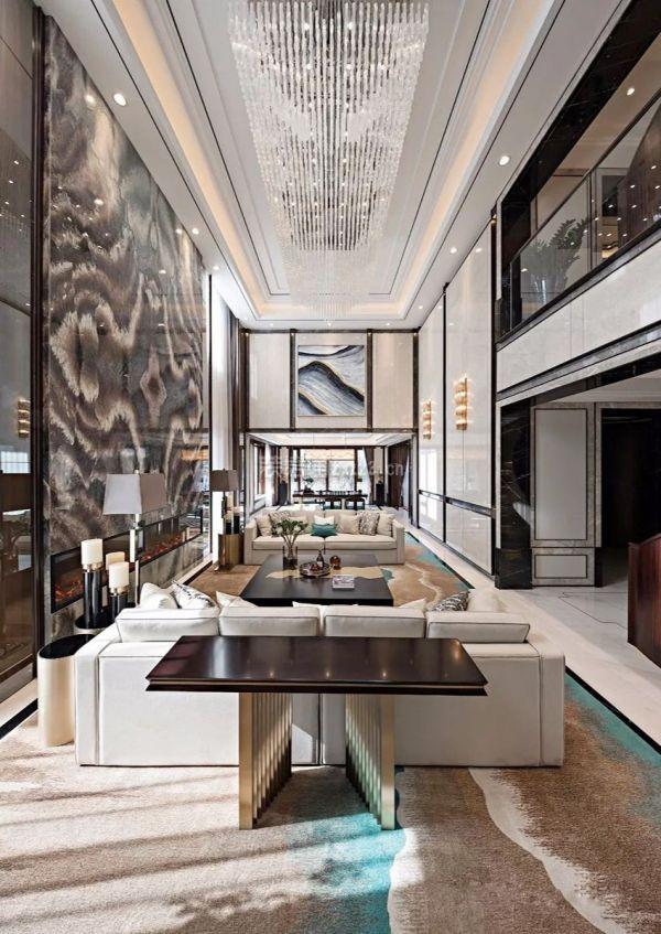 豪华别墅客厅