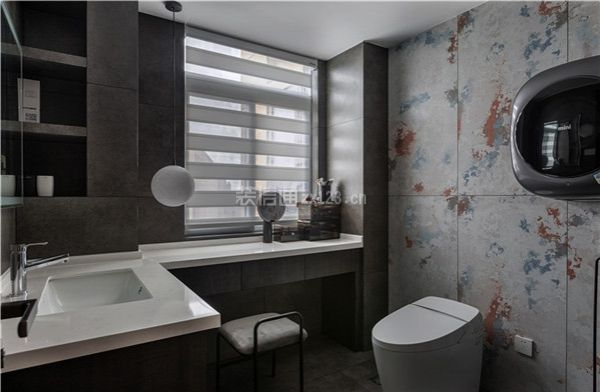 卧室卫生间装修设计图