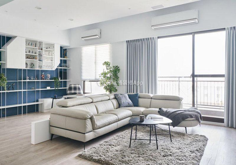 2020三室两厅客厅转角沙发装修效果图来了