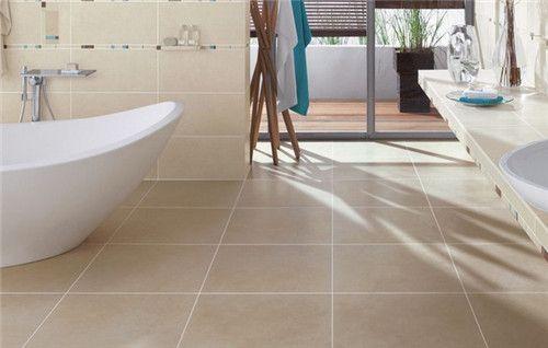防滑地砖一般怎么做清洁